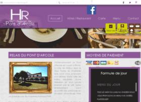 relais-du-pont-darcole.com