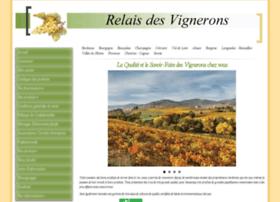 relaisdesvignerons.com