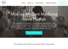 relationalmedicinefoundation.org