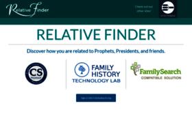 relativefinder.org
