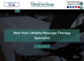 relaxathomemassage.com