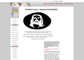 reliable-bible-verses.com