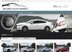 reliableautomarket.com