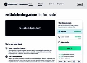reliabledog.com
