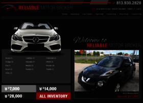 reliablemotorbroker.com