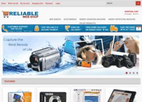 reliablewebshop.com