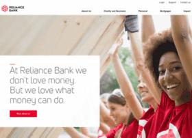 reliancebankltd.com
