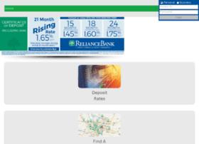 reliancebankstl.com