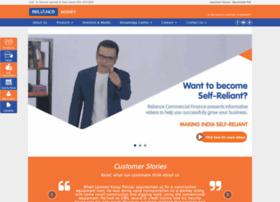 reliancecommercialfinance.com
