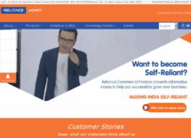 relianceconsumerfinance.com