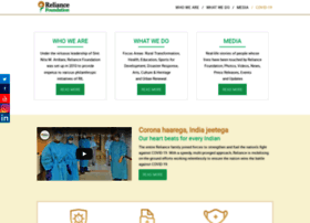 reliancefoundation.org