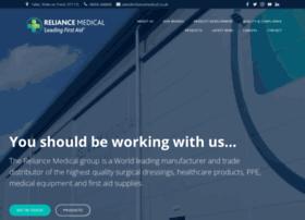 reliancemedical.co.uk