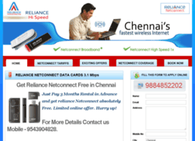 reliancenetconnectchennai.com
