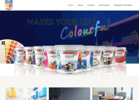 reliancepaints.com