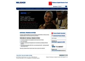 reliancepensionfund.com