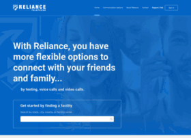 reliancetelephone.com