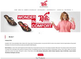 relicfootwear.com
