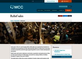 reliefsales.mcc.org