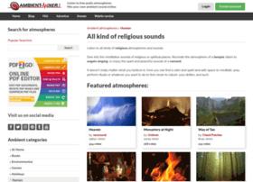 religion.ambient-mixer.com