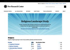 religions.pewforum.org