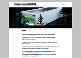 religionswissenschaft.at