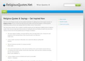 religiousquotes.net