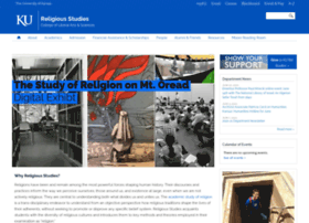 religiousstudies.ku.edu