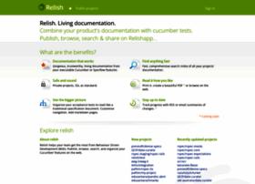 relishapp.com