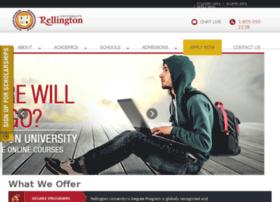 rellingtonuniversity.com