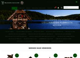 relogios-cuco.com