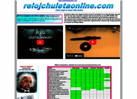 relojchuletaonline.com