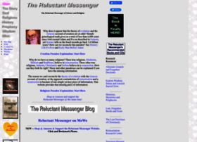 reluctant-messenger.com