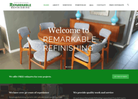 remarkablerefinishing.com