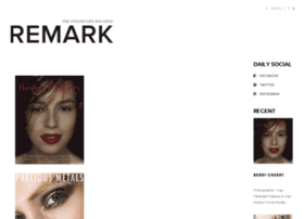 remarkmagazine.com