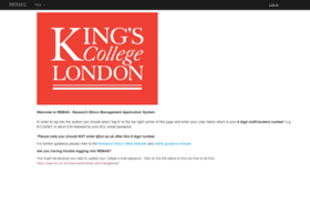 remas.kcl.ac.uk
