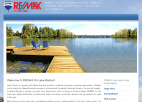 remax-on-lake-gaston.com