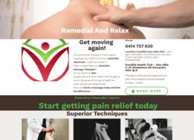 remedialandrelax.com.au