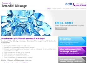 remedialmassagecourse.com