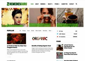 remediesguru.com