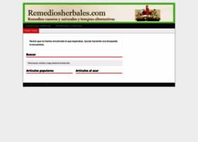 remediosherbales.com
