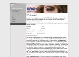 remedisoftware.com