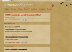 rememberingemil.org