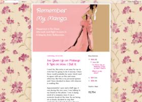 remembermymango.blogspot.com