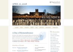 remembrance.vt.edu