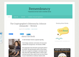 remembrancy.com