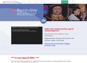 remindmecare.com