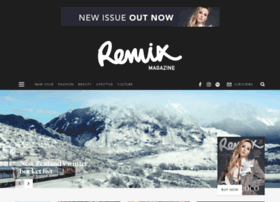 remixmagazine.com