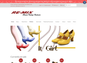 remixvintageshoes.com