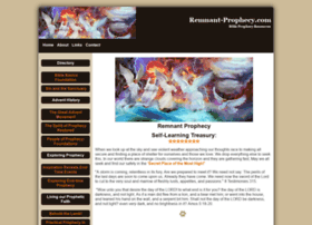remnant-prophecy.com