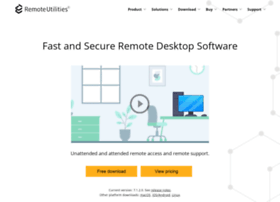 remote-utilities.com